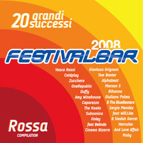 [MP3 160] VV AA    Festivalbar 2008 (2cd) [gc24][colombo bt org] preview 0