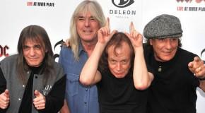 Gli AC/DC… si danno al vino