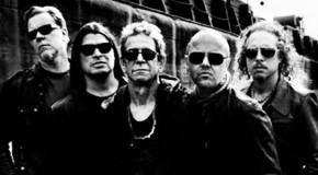 Lou Reed & Metallica: lanciato il sito ufficiale