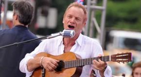 Il 27 settembre esce la nuova raccolta di Sting