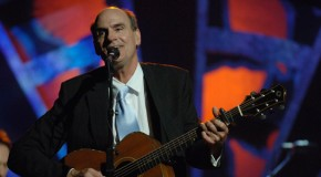 JAMES TAYLOR A MARZO IN ITALIA