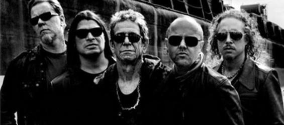 """Lou Reed & Metallica: i primi 30 secondi tratti da """"Lulu"""""""