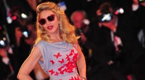 Madonna: nuovo disco nella primavera del 2012