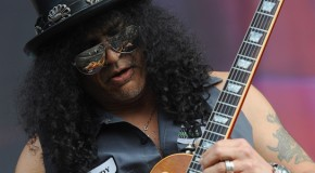 Slash diventa cartone animato per i bimbi