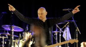 Rock e wrestling con Billy Corgan
