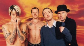 Red Hot Chili Peppers agli MTV EMA 2011