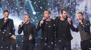 I Take That stanno incidendo un nuovo disco