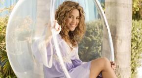 Una stella nella walk of fame per Shakira