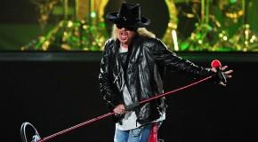 Axl Rose sarà il cantante degli AC/DC per le ultime date del tour