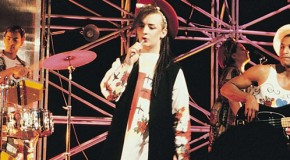 Aria di reunion per i Culture Club