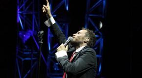 Jovanotti annuncia: sono finite le registrazioni del nuovo disco