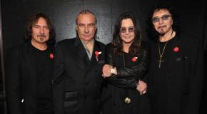 Black Sabbath: la reunion (milionaria) è fatta