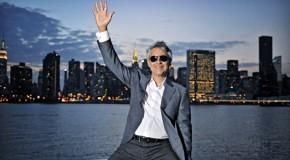Andrea Bocelli sempre al top negli USA