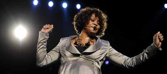 "Whitney Houston: in arrivo il live ""Her Greatest Performances"""