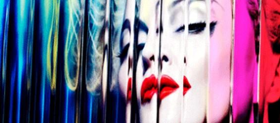 """Madonna, ecco la copertina di """"MDNA"""""""