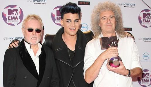 Queen e Adam Lambert in Italia!