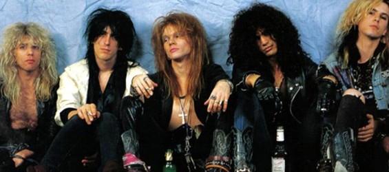 I Guns N' Roses a Imola a giugno