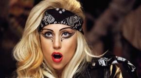 Lady Gaga presto in silenzio stampa?