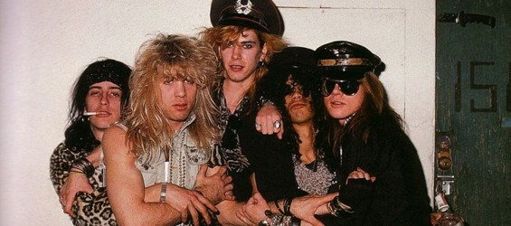 In estate un documentario sul bassista dei Guns N' Roses