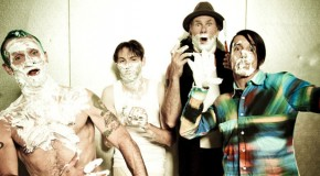 I Red Hot Chili Peppers regalano un ep live gratis