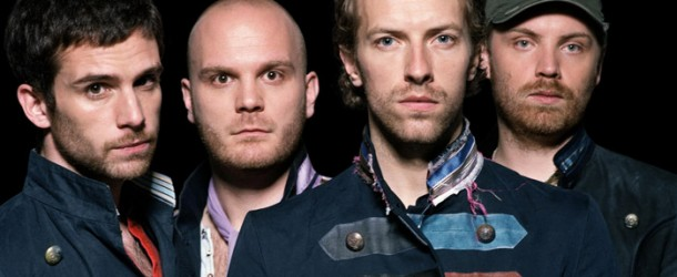 Il tour europeo dei Coldplay