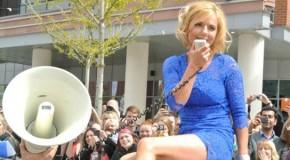 Geri Halliwell passa a X Factor UK