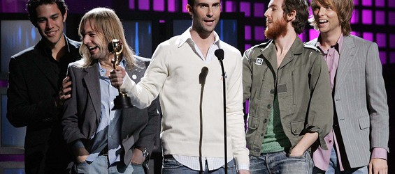 Maroon Five: secondo singolo e video
