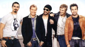 Backstreet Boys:  reunion, con formazione originale