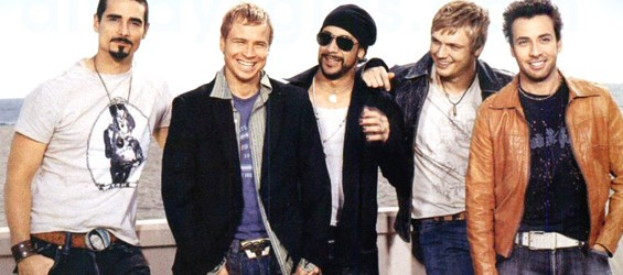 Backstreet Boys: è reunion, con formazione originale