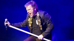 Niente sms ai concerti degli Iron Maiden!