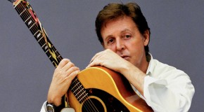 "Paul McCartney, esce il video del singolo ""Hope For The Future"""