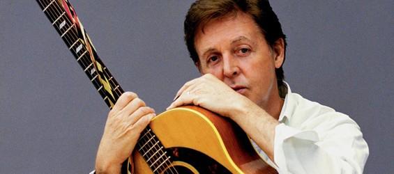 Paul McCartney è in ansia per il futuro della musica