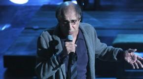 """""""Adriano live"""" dal 4 dicembre nei negozi"""