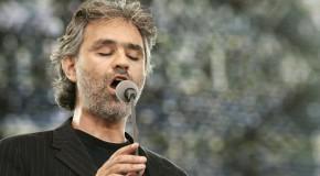 Bocelli: arriva un box con tutti gli album pop