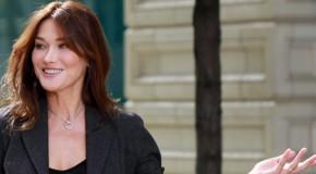 """Carla Bruni, il video di """"Chez Keith et Anita"""""""