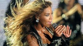 Beyoncé arriva in Italia il 18 maggio