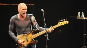 Sting in Italia per tre date a luglio