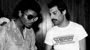 I duetti Michael Jackson-Freddie Mercury escono in autunno