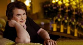 Susan Boyle: duetto con Elvis e album di cover natalizie