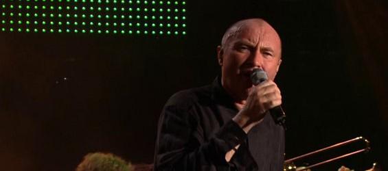 Phil Collins racconta tutto di sé in un nuovo libro