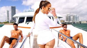 """E' """"Booty"""" il nuovo singolo di Jennifer Lopez"""