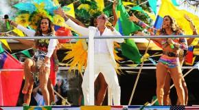 """Ecco il video di """"We Are One (Ola Ola)"""", inno dei mondiali firmato Pitbull"""