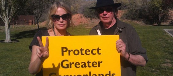 "Neil Young: ecco il video di ""Peace Trail"""