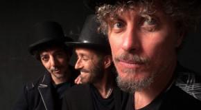 Un cd+dvd live per Fabi, Silvestri e Gazzé