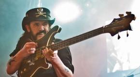 Addio a Lemmy, leggenda del rock