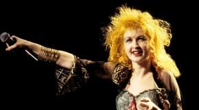 Cyndi Lauper dal vivo in Italia per due date
