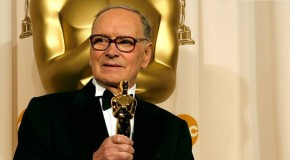 "Oscar 2016: Ennio Morricone vince per la colonna sonora di ""The hateful eight"""