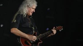 Brian May: problemi di salute, stacca dalla musica per un po'