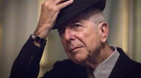 Addio a Leonard Cohen, un gigante della musica