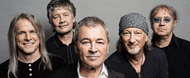 "Deep Purple: guarda il nuovo video di ""All I Got Is You"""